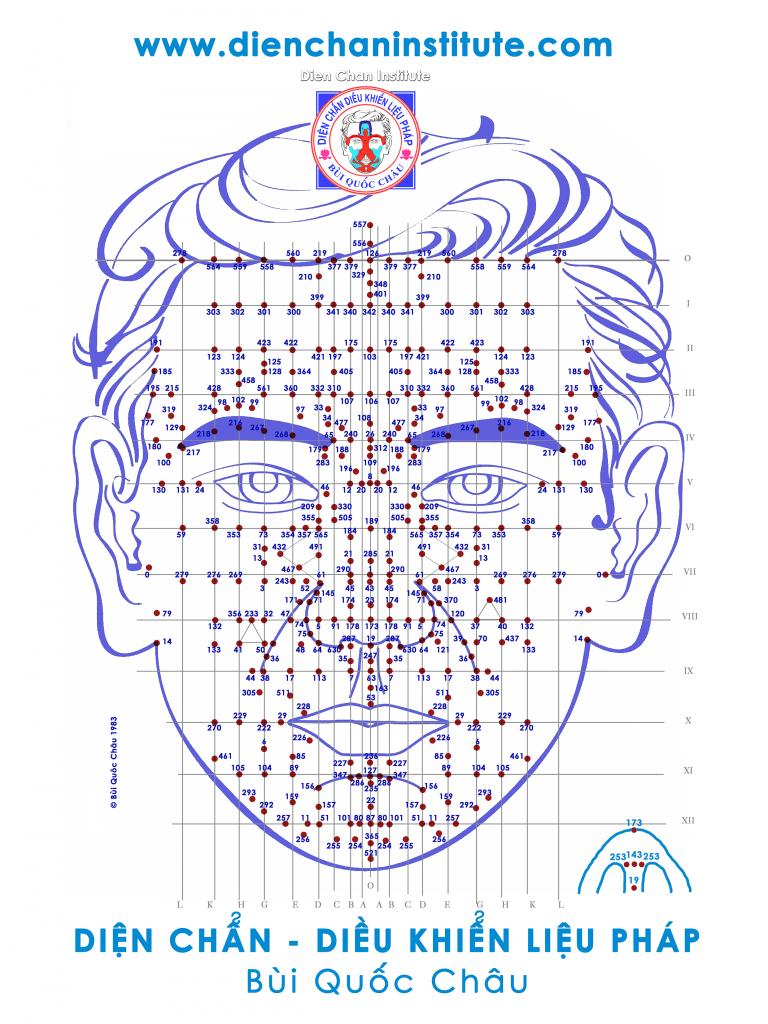 Schéma Face A4 dien chan